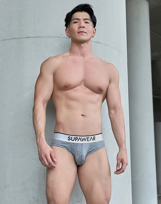 Hero Brief Underwear - Dark