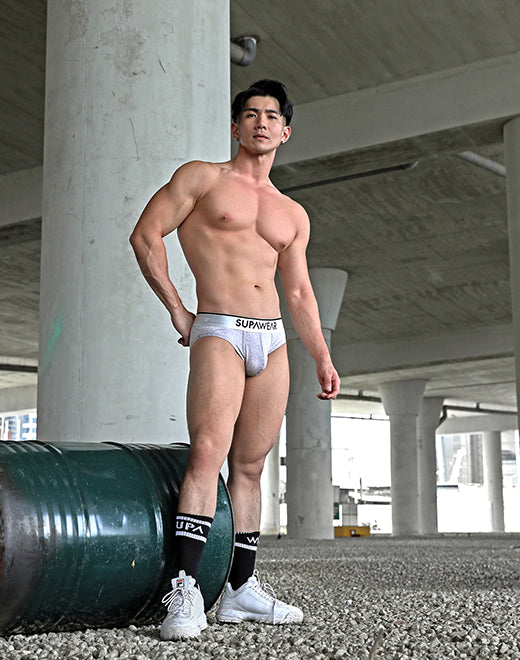 Hero Brief Underwear - Light