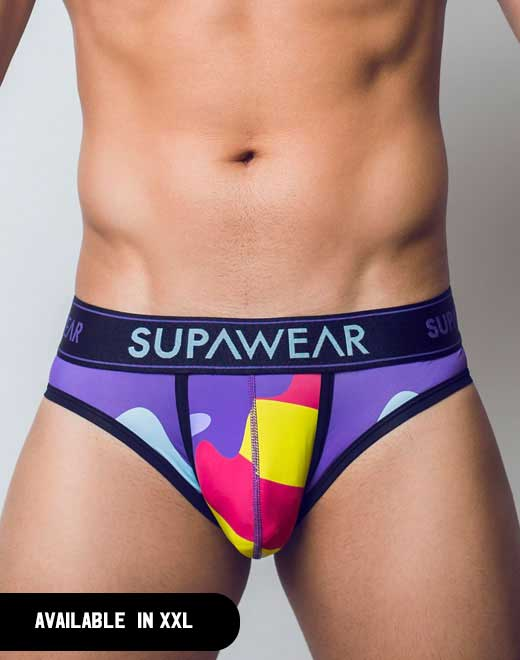 Sprint Brief Underwear - Bubblegum