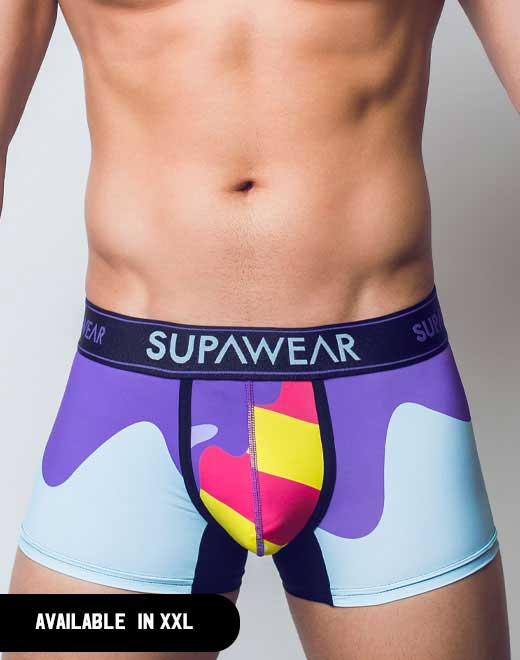 Sprint Trunk Underwear - Bubblegum