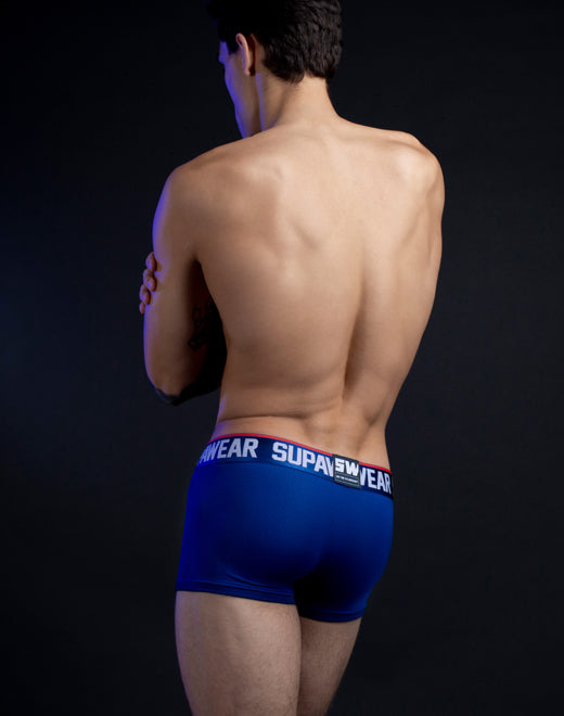 Turbo Trunk Underwear - Turbo Red