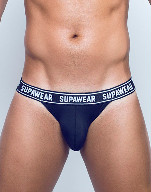 WOW Thong Underwear - Black