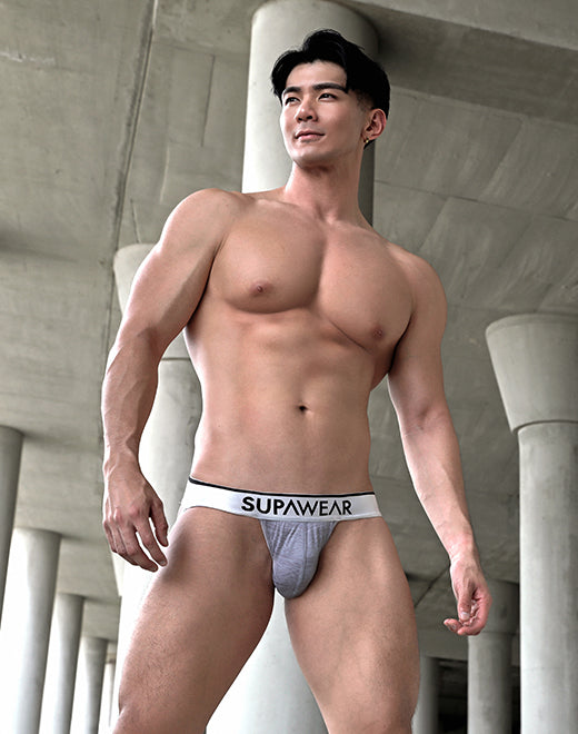 Hero Jockstrap Underwear - Light