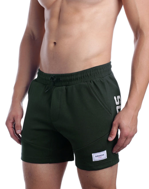Strike Shorts - Forest