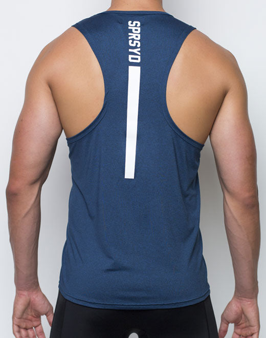 SUPA Singlet - Space Blue