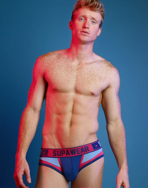 Bionic Brief Underwear - Proton Pink