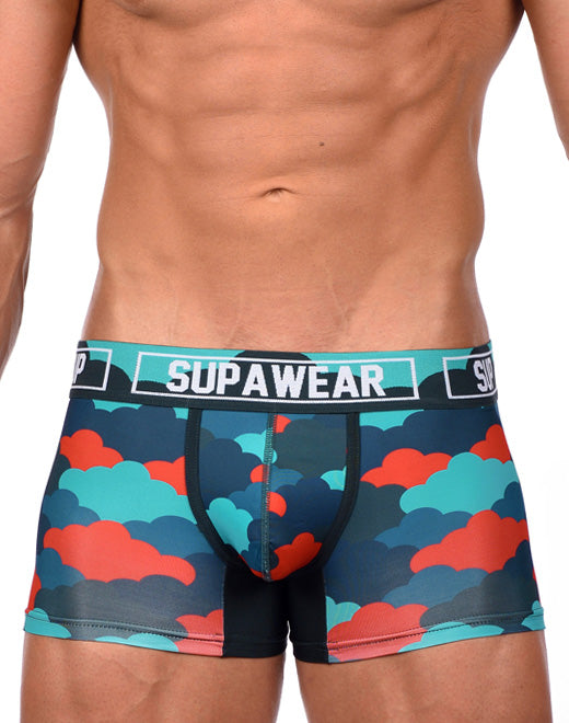 Cloud 9 Trunk Underwear - Rainforest