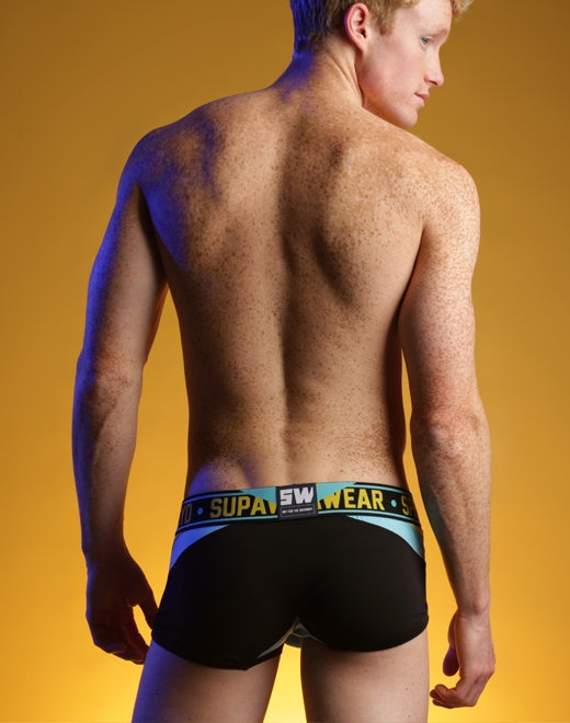 Spectrum Trunk Underwear - Electric Blue