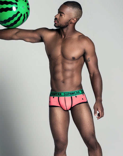 FRUITOPIA Trunk Underwear - Watermelon