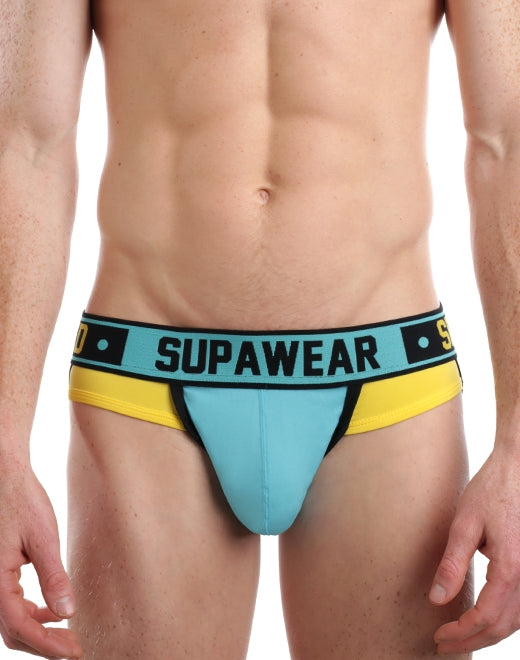 Spectrum Jockstrap Underwear - Electric Blue