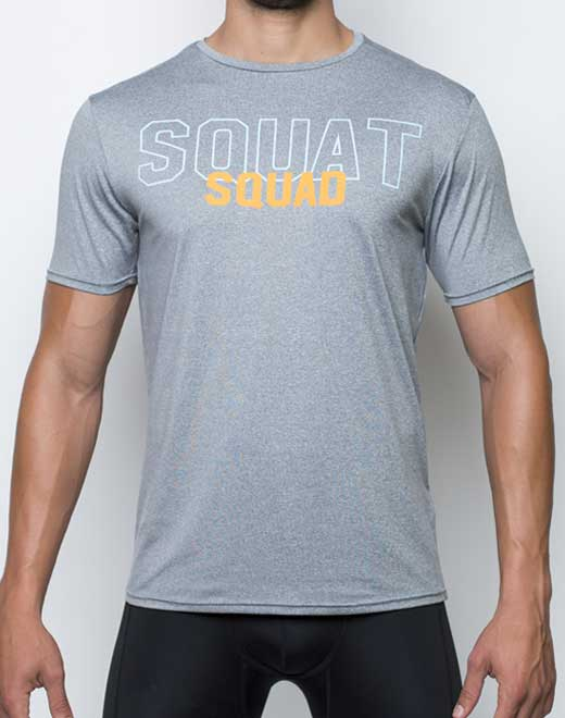 SUPA T-Shirt - Squat Squad