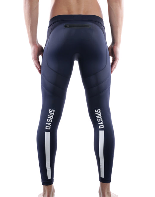 Strike Tights - Navy