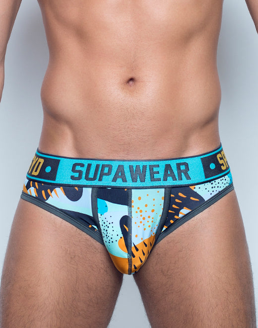 Sprint Brief Underwear - Pop Mint