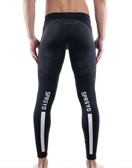 Strike Tights - Black