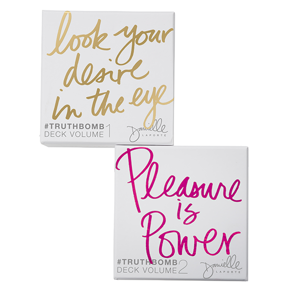 #Truthbomb Deck Bundle (Volume 1 + Volume 2)