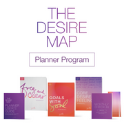 The Desire Map Planner 2019 Daily Edition (Charcoal)