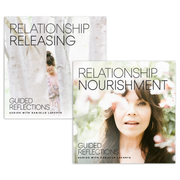 Relationship Nourishment + Releasing: Guided Reflections Bundle