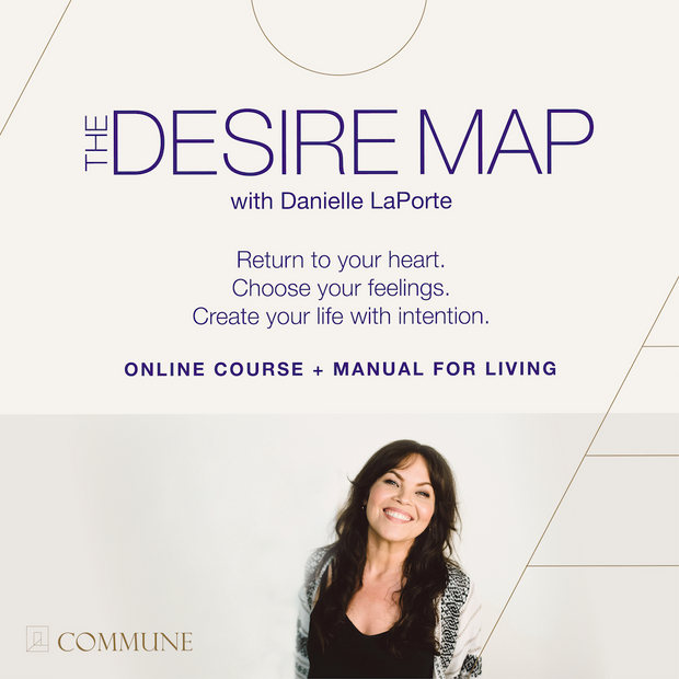 The Desire Map Course