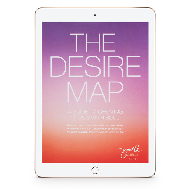 The Desire Map eBook