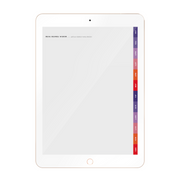 The Desire Map Planner 2020 Interactive Digital (iPad) - Daily Edition