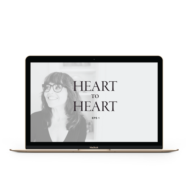 Heart Centered: Weekly Devotional Practices with Danielle LaPorte