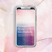 The Ocean + Rose Meditation Deck (Friend Bundle)