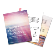 The Ocean + Rose Meditation Deck