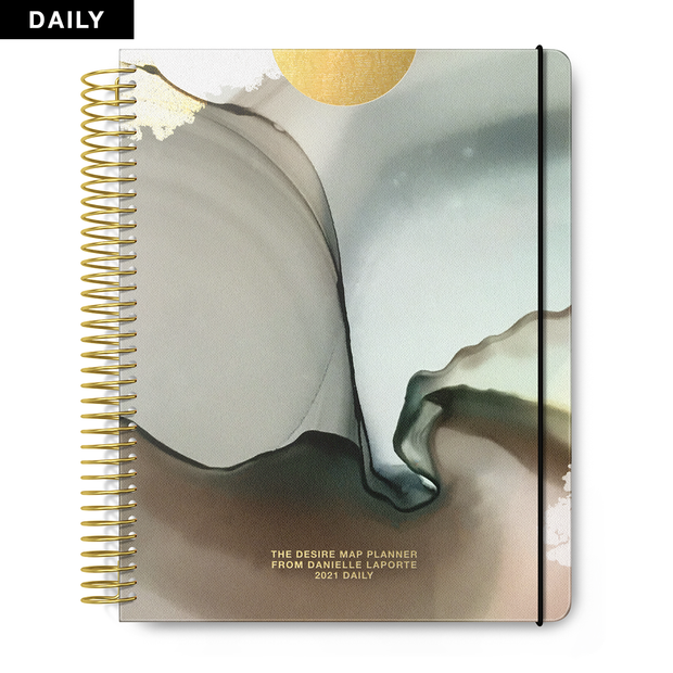 LIMITED EDITION Desire Map Planner Expansion Pack (Daily Earth Sky)