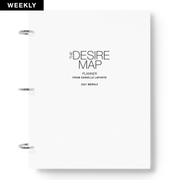 2021 Weekly Printable Desire Map Planner
