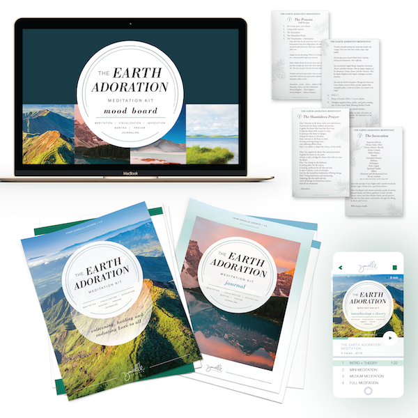 Heart-Centered Living Digital Product Bundle