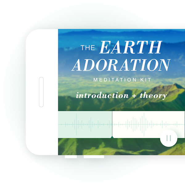 The Earth Adoration Meditation Kit