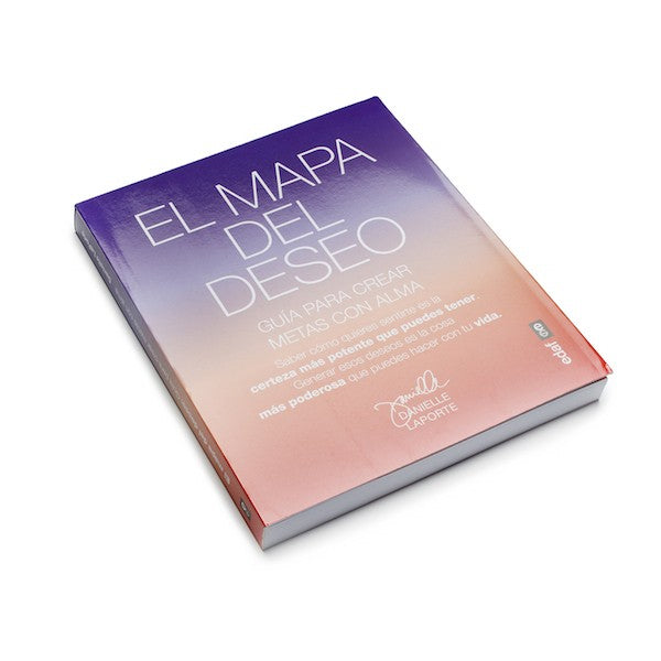 The Desire Map Book - Spanish Edition