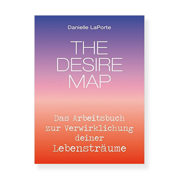 The Desire Map Book - German Edition