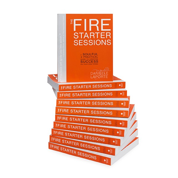 Fire Starter Sessions Book Club Bundle