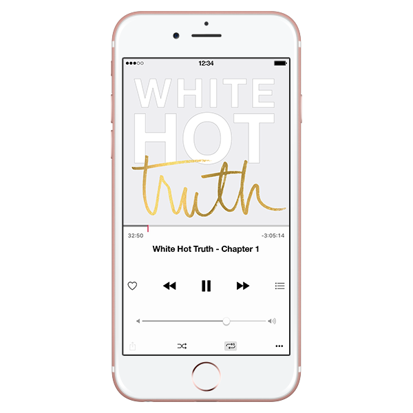 White Hot Truth: Audio Book (MP3)