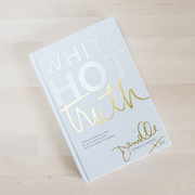 White Hot Truth Hardcover Book