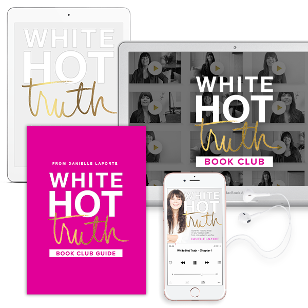 White Hot Truth: Digital Bundle