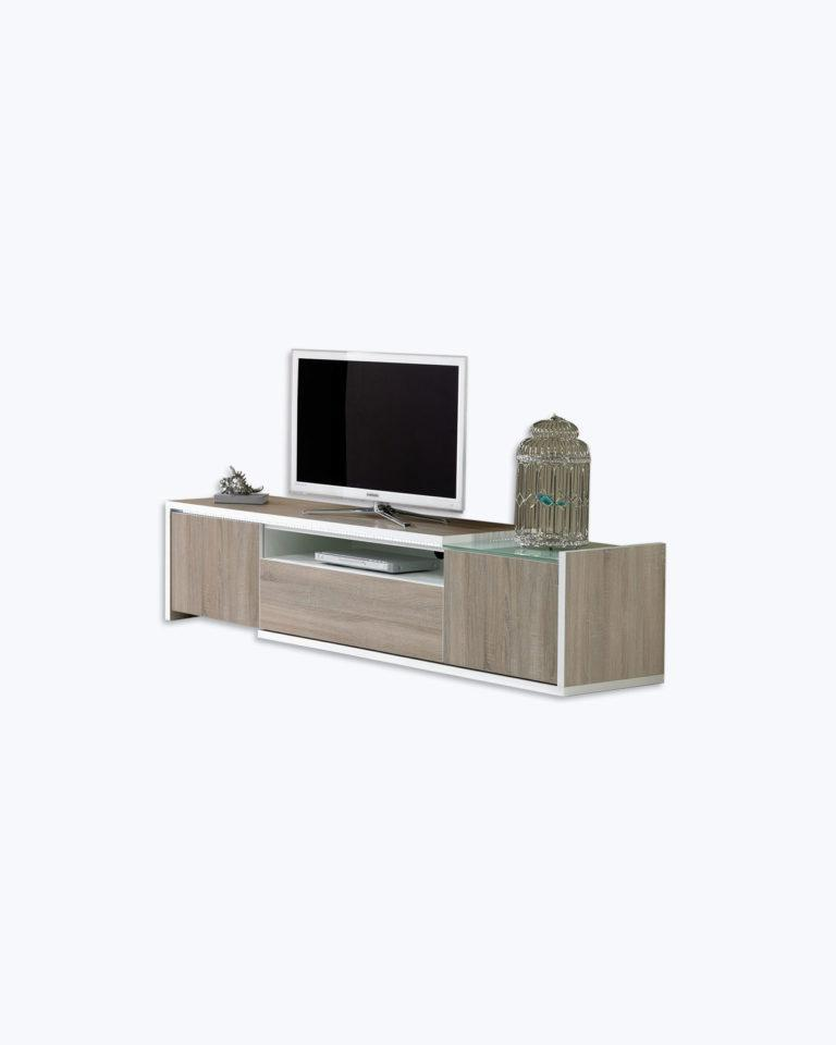 Baia TV Stand in Oak.