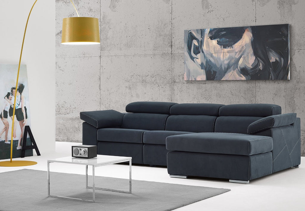 EGO  3 Piece Sofa Set- Now Avail in Anthracite (dark Grey). Please Note: Product photo varies from actual product in terms of colour and size.