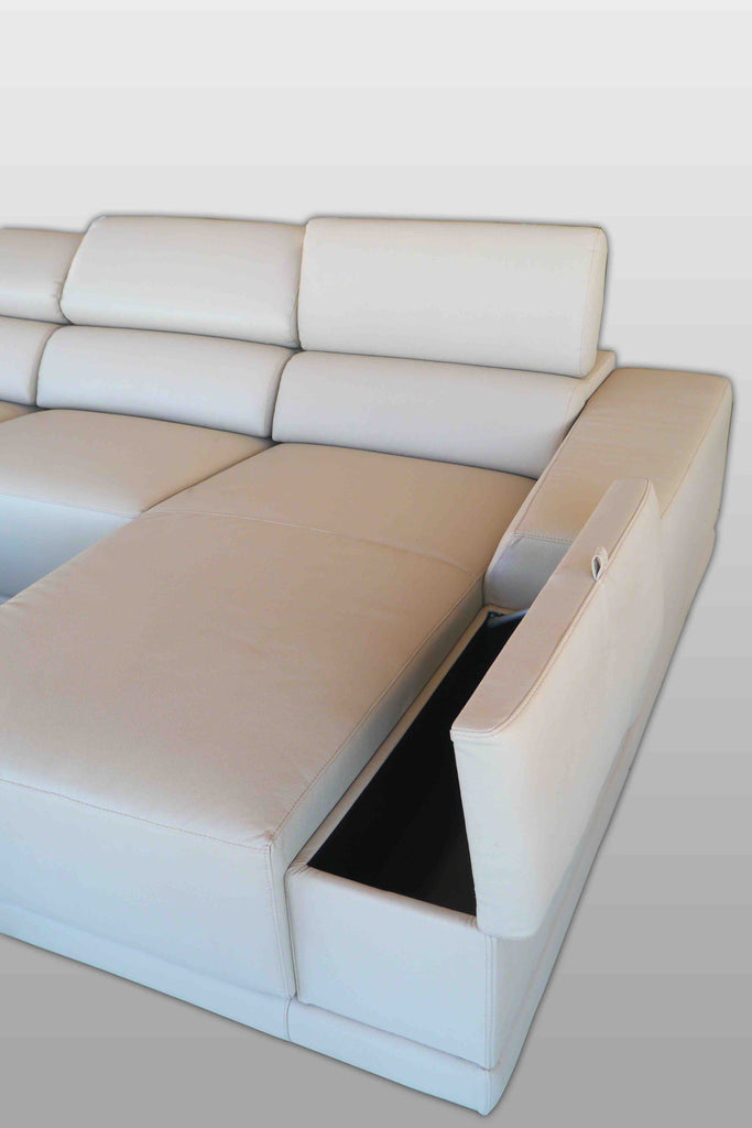 Vicent Corner Couch With Sound. Various Colour Options.