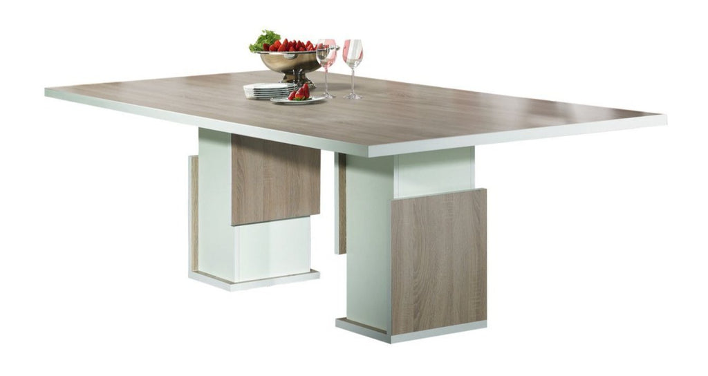 Baia Dining Table 2.75m. 3 Colours Available.