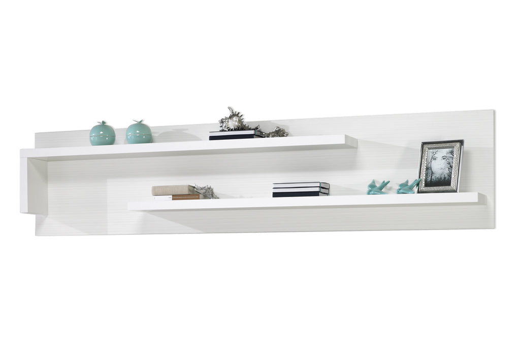 Baia Wall Mounted Upper Shelf Part Of TV Stand Set
