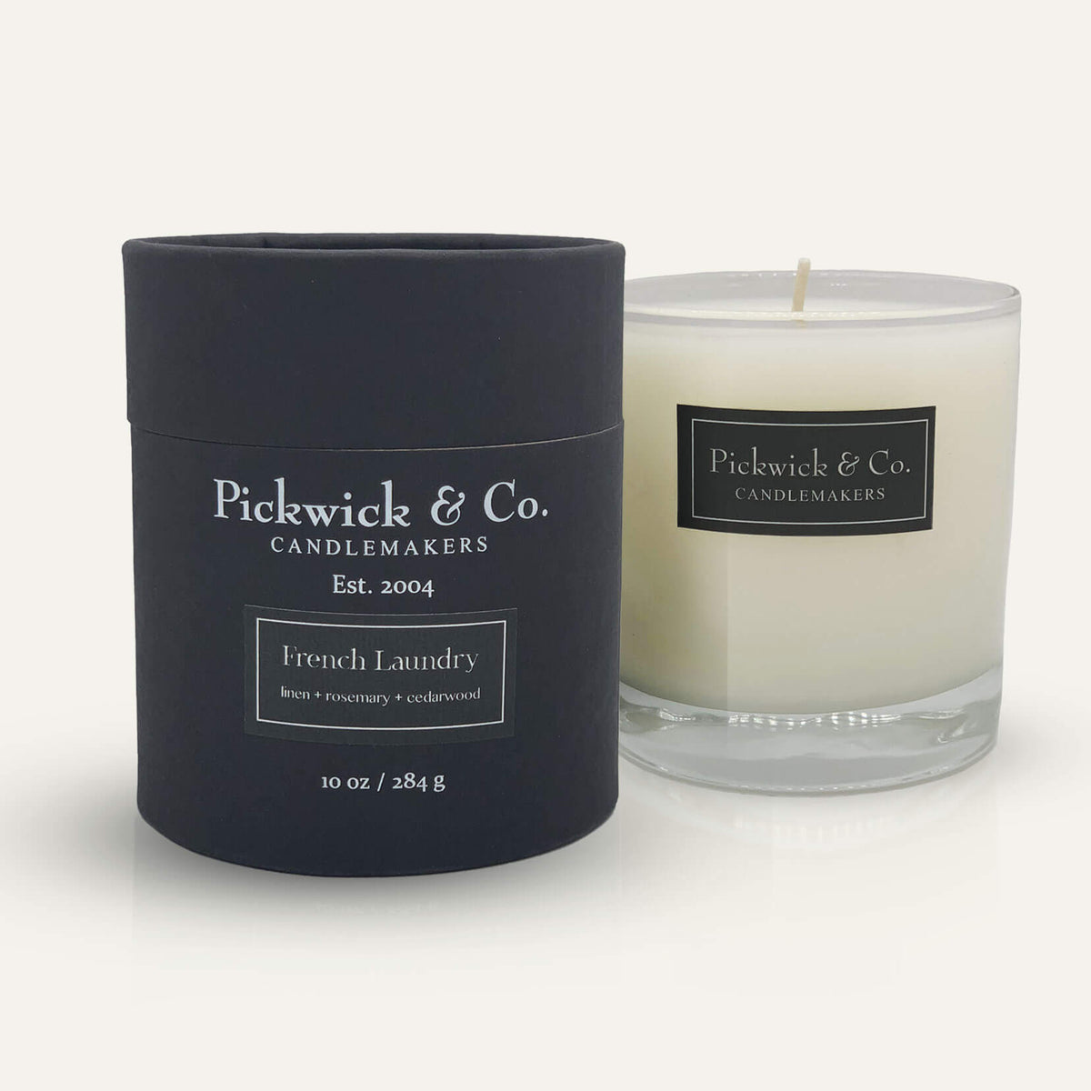 French Laundry Pickwick Candle