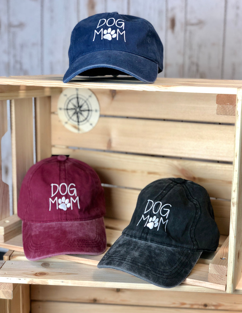 Dog Mom Hat – Java House Clothing dc1fbf88a83f