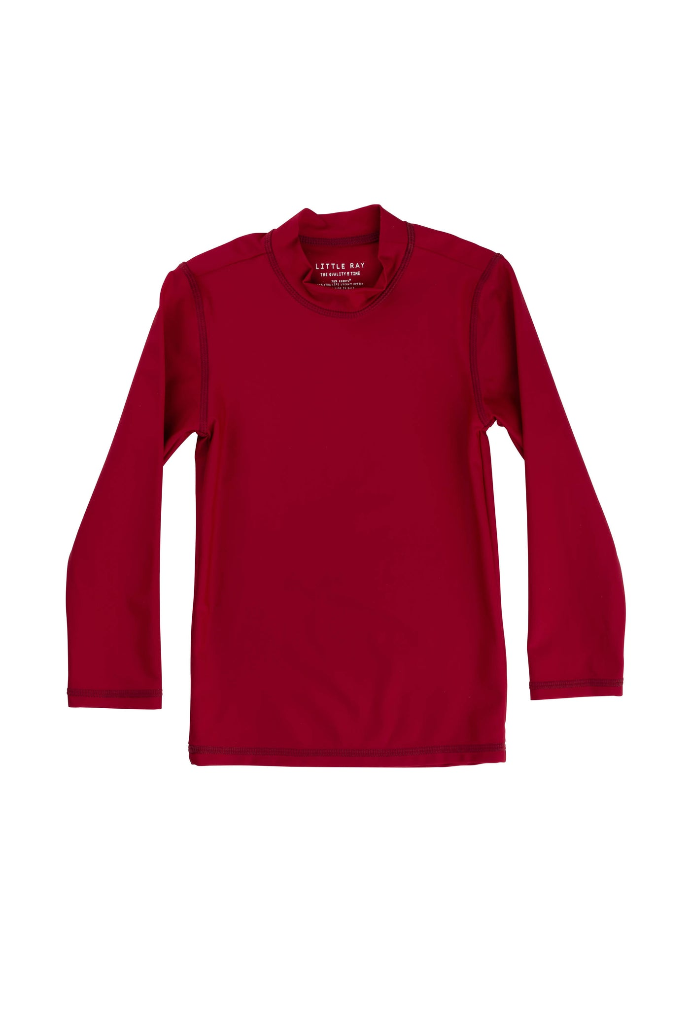 Hugo rash vest - berry