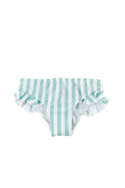 Esmerelda - Mint Stripe