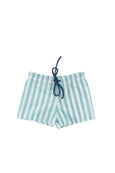 Etienne trunk - mint stripe