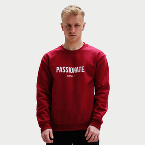 Passionate Bordeaux Sweater  cev-apparel.myshopify.com