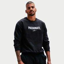 Passionate Black Sweater  cev-apparel.myshopify.com