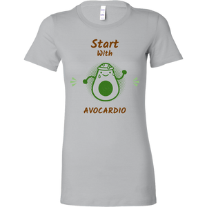 Start with Avocardio Short Sleeve Tee
